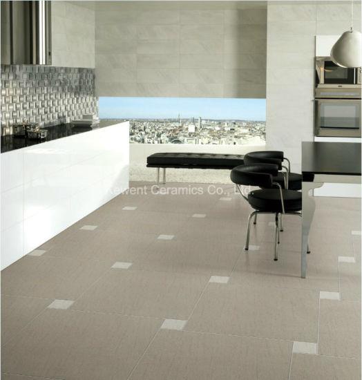 China Non Slip Virified Ceramic Floor Tile Glazed Porcelain In