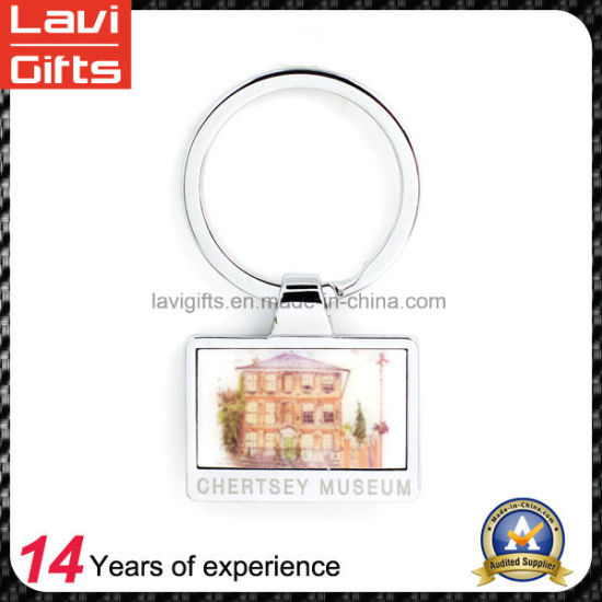 Best Price Metal Keyring with Custom Keychain Logo pictures & photos