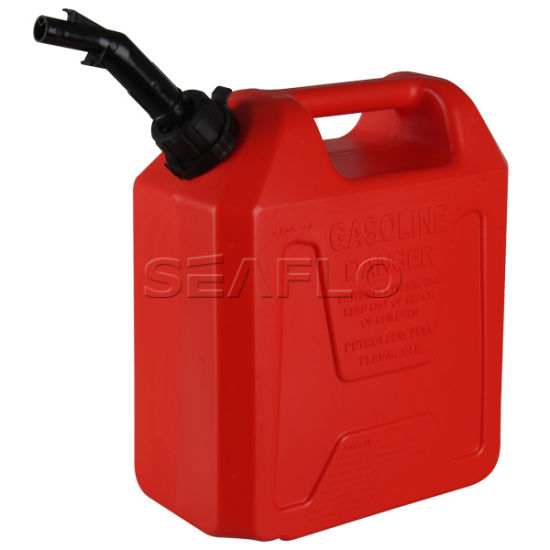 Plastic Gas Cans >> China Seaflo Customized Plastic Jerry Cans Gasoline Tank