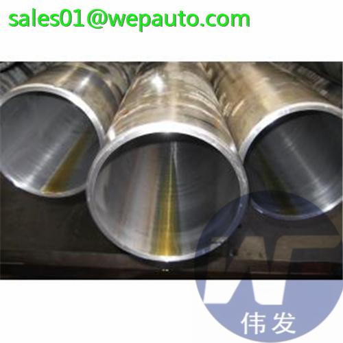 China large bore size hydraulic cylinder honed tube id
