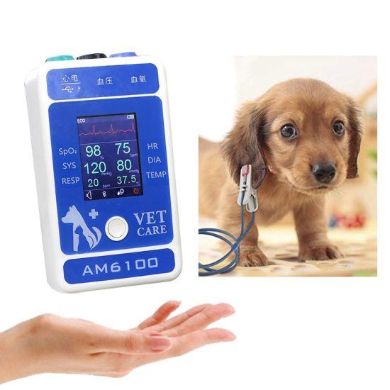 China Am6100 Am6750 Veterinary Doppler Ultrasound Blood Pressure