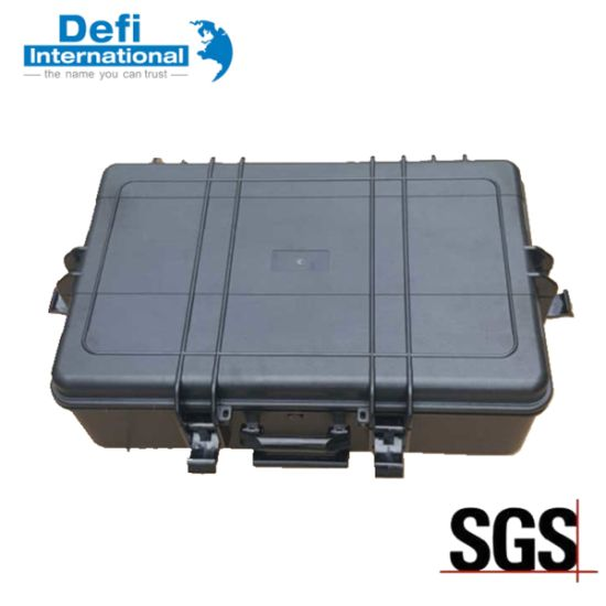 Plastic ABS Safety Luggage Tool Case