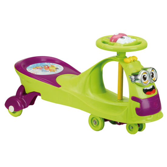 2018 New Plastic Baby Swing Car Cool Children Swing Car Cheap Kids Swing Toys Car Wholesales