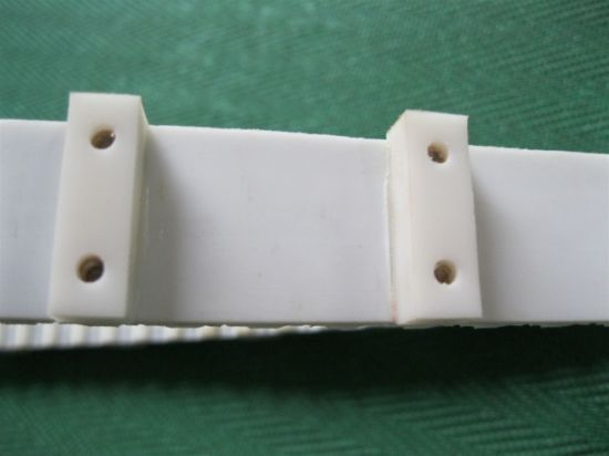 smart card equipment special timing belt with cleats