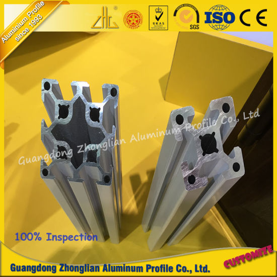 Industrial Aluminium Extrusion Profile Production Line for Assembly Workshop pictures & photos