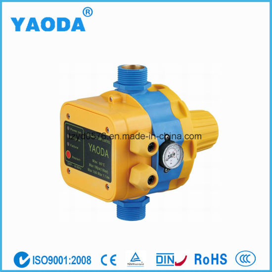 Automaitc Pressure Control for Water Pump (SKD-12C) pictures & photos