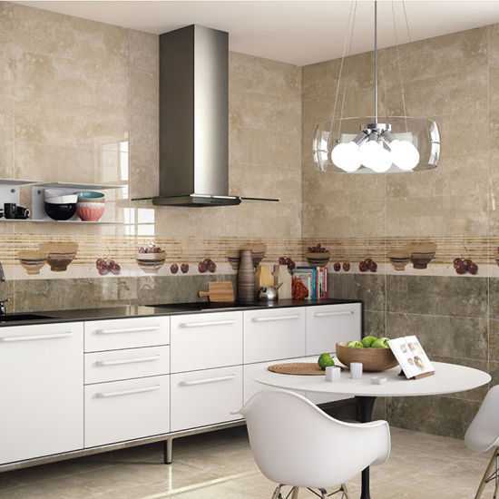 China 300x800mm Matt Rustic Interior Glazed Ceramic Wall Tile For Kitchen China Tiles Wall Tiles
