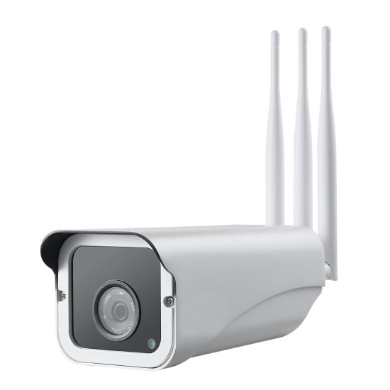 New Arrived 1080P Waterproof Outdoor 4G Wireless IP Network Camera for Farm Outside Installation pictures & photos