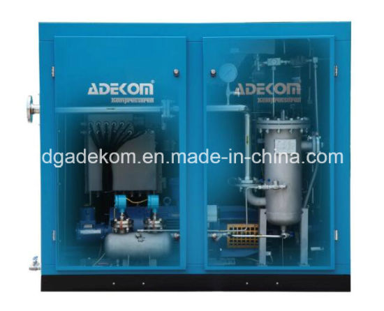 Water Cooling Screw Methane Bio Small Gas Compressor (KC45G) pictures & photos
