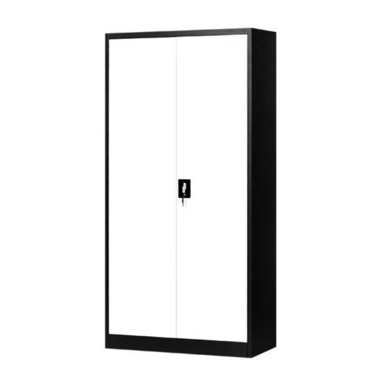 Key Lock 2 Door Storage Filing Steel Filing Cabinet