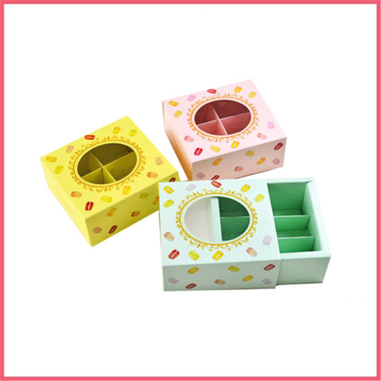 China Custom Printed Paper Cookies Box Packaging Manufacturer Supplier Factory