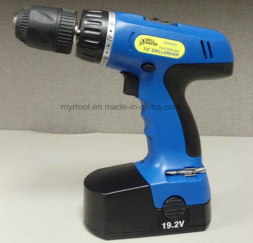 76PCS DIY Cordless Drill Tool Sets (FY1075B) pictures & photos