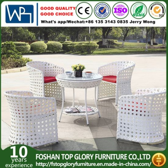 Superb China Rattan Garden Furniture Dining Table And 4 Chairs Inzonedesignstudio Interior Chair Design Inzonedesignstudiocom