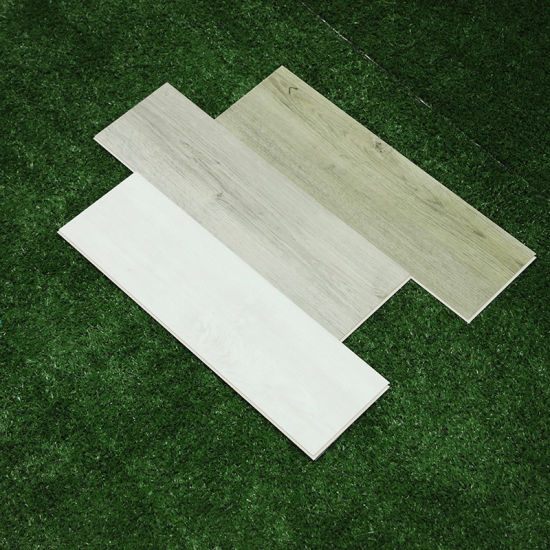Rigid Polymer Core Spc Vinyl Flooring with Longer Service Life