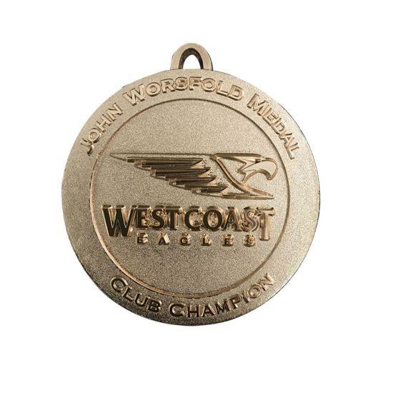 Custom Made Fashion Soft Enamel Society Commemorate Medal