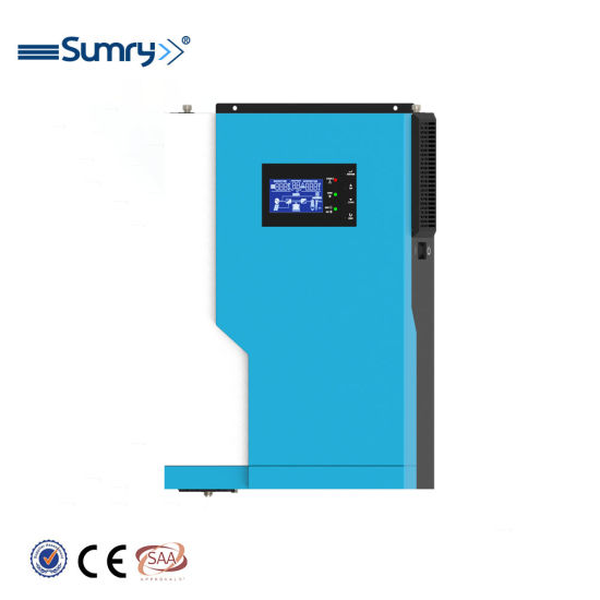 New Product AC Charger 80A, MPPT Charger 100A, 120-450VAC Hybrid Solar Inverter 3500W 5500W