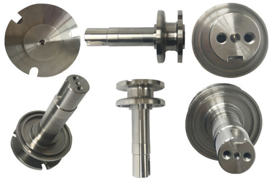 CNC Turning-Mill Machined /Machining Product for Textile Machine
