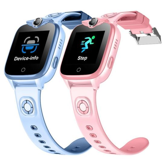 Smart Watch IP67 Waterproof Dynamic GPS Tracker Support Ios Andriod Camera Video Calling