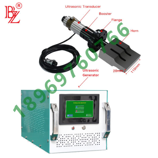 China 20khz 2600w 3000w 3200w Intelligent Digital Ultrasonic Welding Power Supply For Face Masks China Digital Ultrasonic Generator Ultrasonic Welding Power Supply