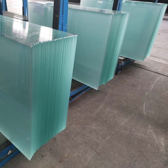 12mm Clear Glass Tempered Glass/Toughened Glass Shower Wall Panel Window Glass Building/Home Decor