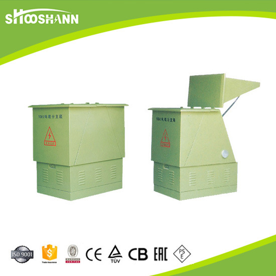 Dfw-12t Cable Branch IP33 Outdoor Customized Electric Control Box Low Votage Cable Branch Box