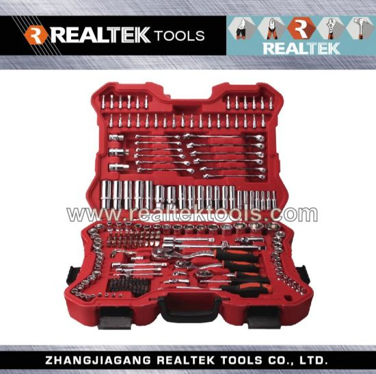 216PCS Sockets Set-Professional-CRV Steel  pictures & photos