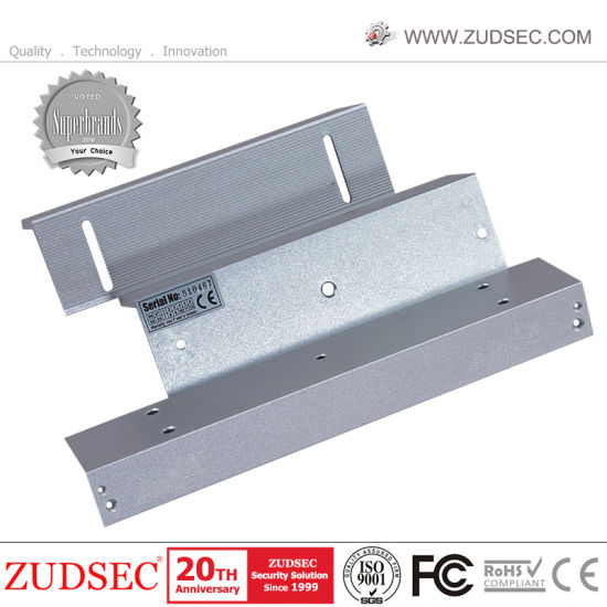 300lbs Holding Electric Magnetic Lock with L and Z Mount Bracket