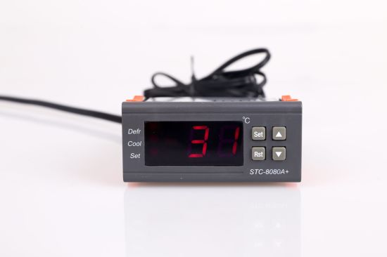 Electronic Refrigeration Parts Temperature Controller Stc-8080A+