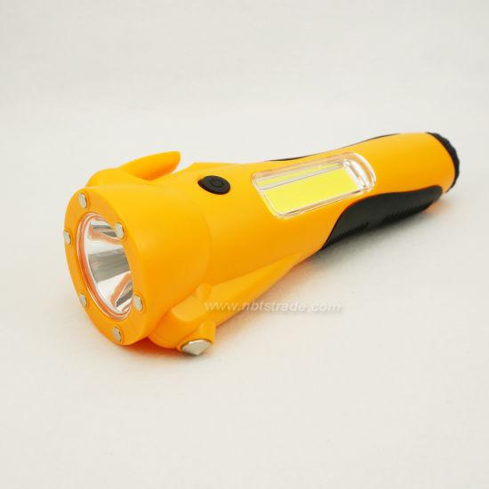 Safety Emergency Multifunctional Flashlight (T5168)