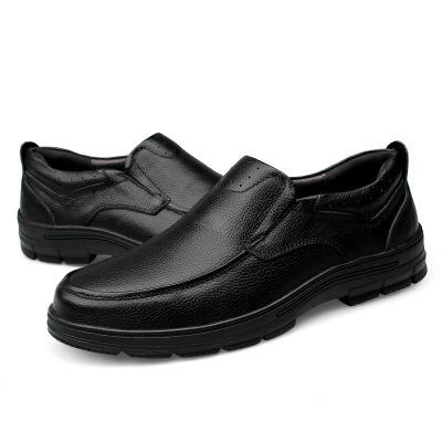 Latest Design Fashion Men Casual Shoes Leather Shoes Footwear (JZ19627-7)
