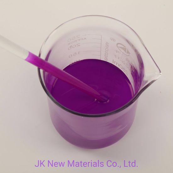 Silk Cloth Dyeing Pigment Fluorescent Violet