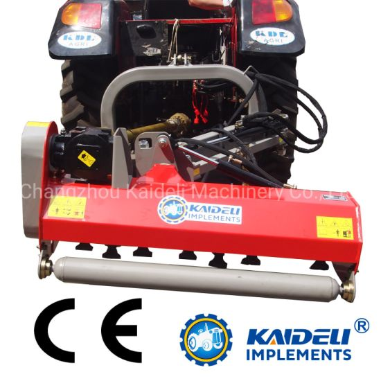 Agricultural Flail Mower Verge Shredder Grass Cutter (AGL165)
