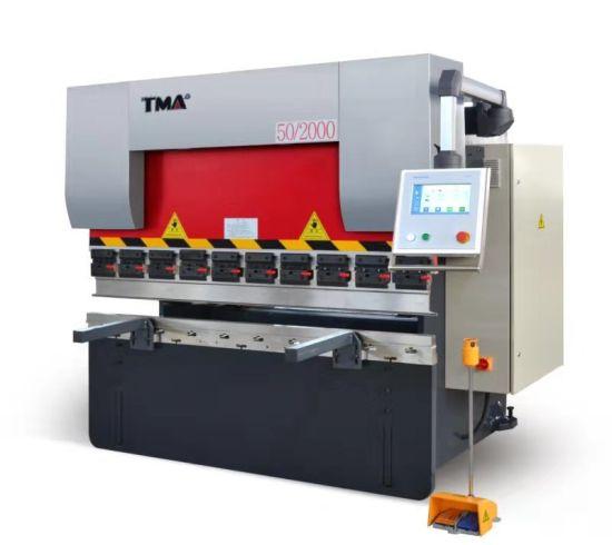Wc67K Model Digital Brake Press, Sheet Metal Bending and Cutting Machine