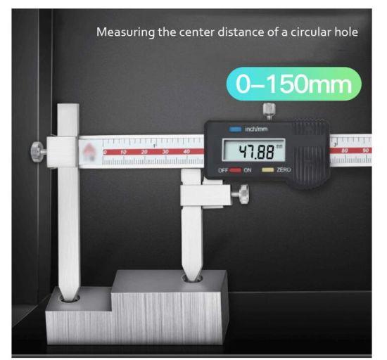 Vernier Caliper 0-150 mm Micrometer Durable Measuring Tool Starter Kit