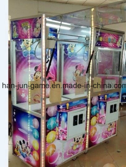 The Cheaper One Toy Story Toy Crane Claw Gift Machine Prize Machine pictures & photos