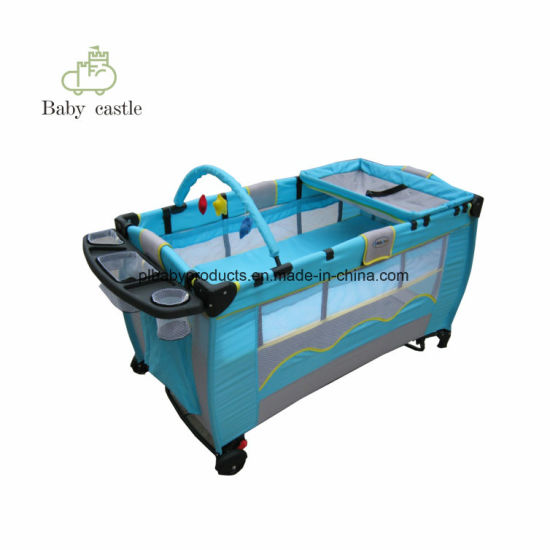 Lightweight and Portable Basic Baby Playpen Playard Kt601