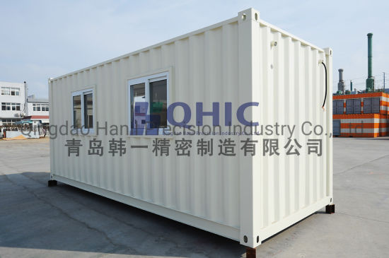 Factory Supply Customized Prefabricated 20FT Mobile Container Office /20FT Custoom-Made Container Office