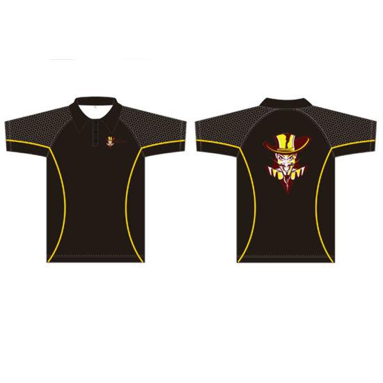 Drifit Custom Polo Shirt with Sublimation Print