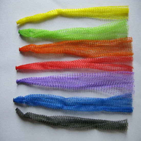 Various Color and Length Package Mesh Bag for Fruit