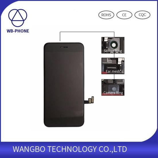 Cell Phone LCD Touch Screen for iPhone 7 LCD Digitizer pictures & photos