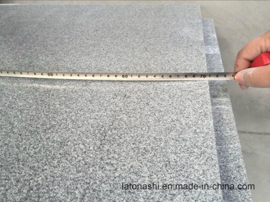 China G633 Padang Light Grey Granite Floor Tile