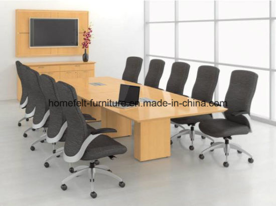 Office Furniture Meeting Tables Melamine Faced Conference Table