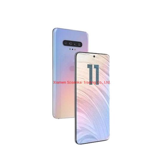 Wholesale Original Samsiung Galaxiy S11 Smart Phone 8GB / 512GB Memory 5g mobile Phone Dual Card Dual Standby Cell Phone
