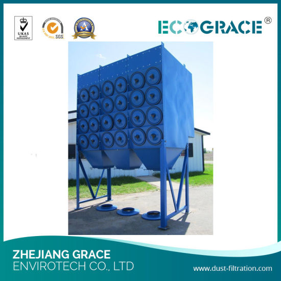 Industrial Bag Filter Dust Extraction System Pulse Jet Dust Collector Filter