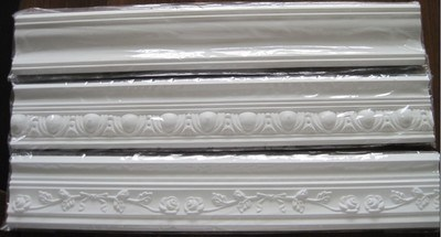 PU Carved Ceiling Polyurethane Cornice for Interior and Exterior Decoration pictures & photos