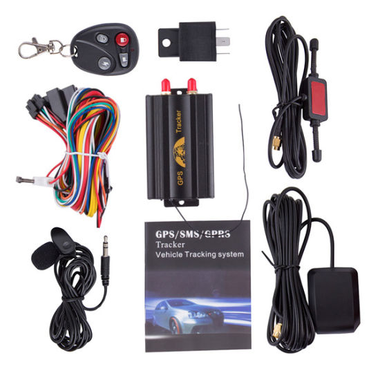 GPS Postioning Locator Car Tracker Coban Most Popular GPS103 pictures & photos