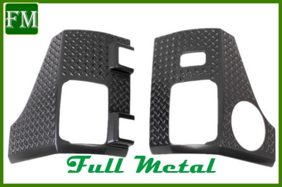ABS Cowl Tail Corner Guard Body Kits for Rubicon Sahara