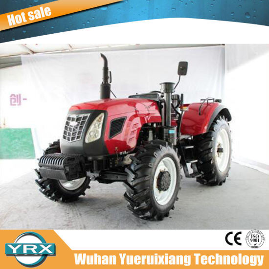 China Made 130HP 4 Wheel Farm Tractor pictures & photos