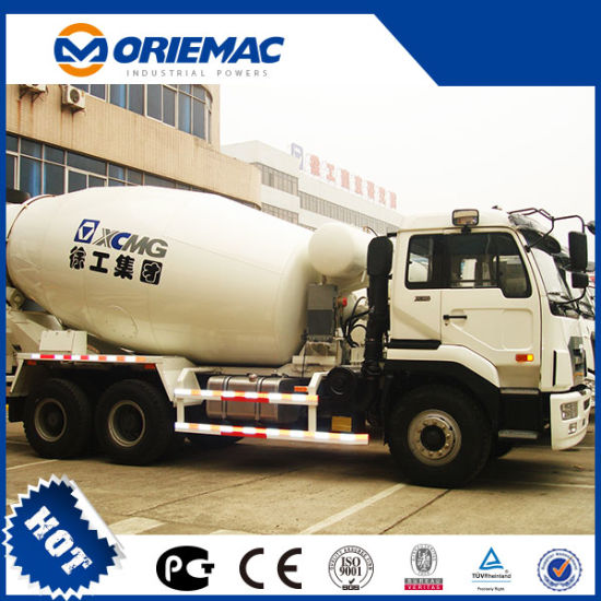 Hot Sale HOWO Brand 8cbm Concrete Mixer Truck Model Zz1257n3847 pictures & photos