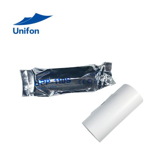 110mm*20m Ultrasound Thermal Paper Upp-110s for Sony Printer